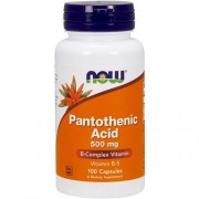 Pantothenic Acid Now Foods