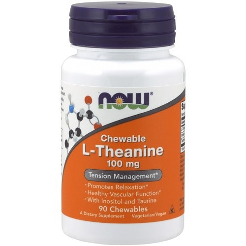 L-Theanine with Inositol and Taurine