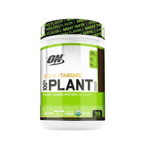 100% Gold Standard Plant Protein